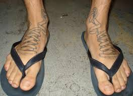ankle tattoos ideas cool ankle designs for