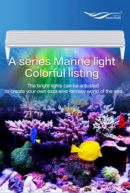 led lights for coral tanks chihiros marine led light coral sps lps aquarium sea reef tank white