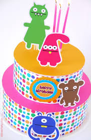 Halloween Birthday Party Ideas For Girls by Little Monsters Birthday Party Printables Supplies U0026 Decorations