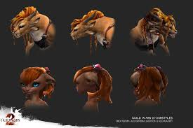 new hairstyles gw2 2015 guild wars 2 hairstyles by alemja on deviantart