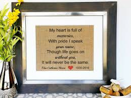 memorial gifts for loss of marvelous sympathy gift bereavement gifts memorial