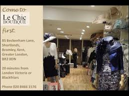 le chic boutique bromley bridal shops 18 reviews on yell