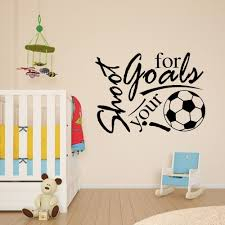 Football Wall Murals by Nursery Wall Mural Promotion Shop For Promotional Nursery Wall