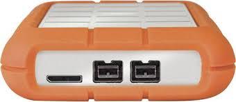 Lacie 1tb Rugged Triple Externe Festplatte 6 35 Cm 2 5 Zoll 2 Tb Lacie Rugged Triple