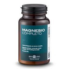 magnesio supremo composizione magnesio completo integratore in polvere bios line