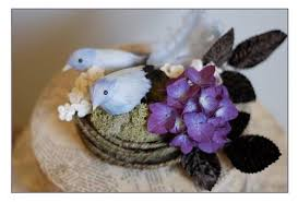 bird cake topper diy bird cake topper once wed