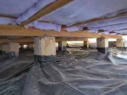 vapour barrier or underfloor insulation the beacon