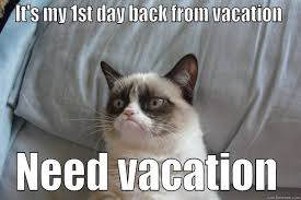 First Day Of College Meme - it s my first day back after vacation college memes