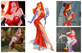 jessica rabbit who framed roger rabbit costume jessica rabbit