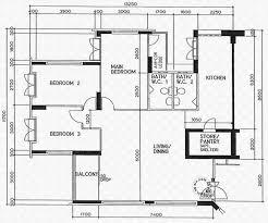 02 floor plan floor plans for rivervale drive hdb details srx property