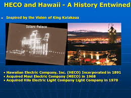 hawaii electric light company floyd shiroma director fuels infrastructure division hawaiian