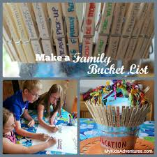 how to create a family list with your my