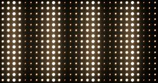 flashing lights spotlight bulb vj led wall stage motion background