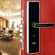 Interior Keyless Door Locks Residential Combination Door Locks Image For Residential Door