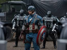 captain america spirit halloween final scene from captain america the first avenger and the