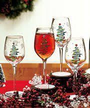 christmas wine sassy sayings christmas wine glasses versona these glass