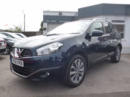 nissan dualis black used 2012 nissan qashqai tekna plus dci 2 4wd 5dr for sale in