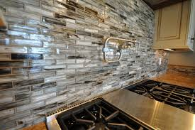 gray glass tile kitchen backsplash brilliant endearing kitchen glass tile backsplash and intended for