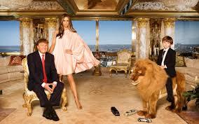 Inside Trumps Penthouse Inside The Secret World Of Trump U0027s Bling Tastic Tower