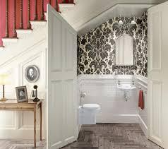 bathroom wallpaper ideas bathroom best grey and white wallpaper ideas on black