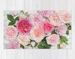 blush nursery rug etsy