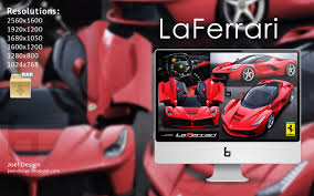 laferrari wallpaper laferrari wallpaper joeldesign by joel design on deviantart