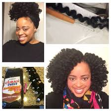 how do you curl cuban twist hair crochet braids with cuban twist hair pre curl the hair with white