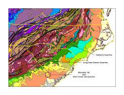 metavolcanic artifact distribution ranger district of