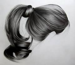 cabelo illustrations pinterest drawings sketches and draw hair