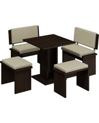 Kitchen Table Sets With Bench Seating Cyber Monday Is Here Get This Deal On 5 Piece Breakfast Kitchen