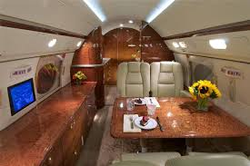 Gulfstream 5 Interior Private Air Charter Gulfstream Gv With Execflyer