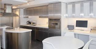 Stainless Steel Kitchen Cabinets  Interior Design - Kitchen steel cabinets