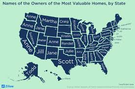 homeowners named stuart and alison own most valuable homes in the