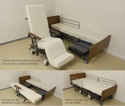 Hospital Couch Bed Panasonic U0027s Robotic Bed Wheelchair First To Earn Global Safety