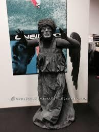 Weeping Angels Halloween Costume Coolest Homemade Doctor Costumes