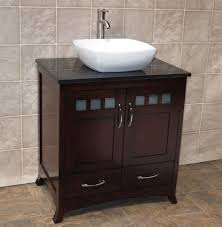 Bathroom Vanities With Bowl Sink Small Bathroom Vanities Traditional And Sink Intended For With