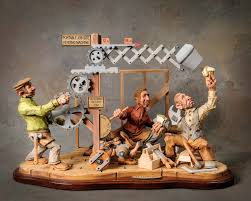 wood carving caricatures wom the carvers companion part 3