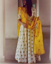 yellow dress gold yellow dress with dupatta by tie dye tale the secret