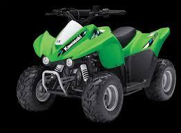 kawasaki quad 50cc u2013 idee per l u0027immagine del motociclo