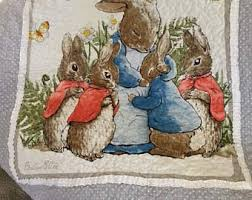 Beatrix Potter Nursery Decor Beatrix Potter Nursery Etsy