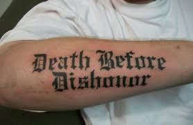 15 before dishonor designs with meaning