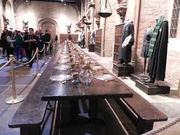 Hogwarts Dining Hall by Pictures From The Harry Potter Studio Tour Album On Imgur