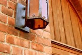 How To Install A Wall Sconce How To Install Lights On A Brick Wall Home Guides Sf Gate