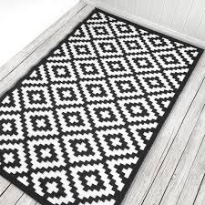 Black And White Bathroom Rugs Unique Bathroom Rug Runner Interior Design And Home Inspiration