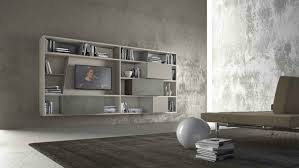 Bookshelves That Hang On The Wall by 21 Floating Media Center Designs For Clutter Free Living Room