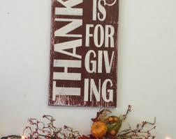 thanksgiving wall etsy