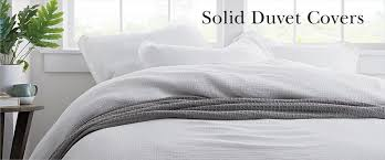 Bed Duvet Sets Solid Duvet Covers The Company Store