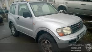 mitsubishi car 2001 mitsubishi pajero dyzelis naudotos automobiliu dalys naudotos dalys
