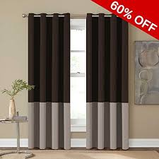 2 Tone Curtains Two Tone Curtains