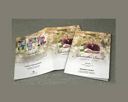 35 funeral program templates free u0026 premium templates